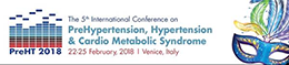 5th International Conference on Prehypertension and Hypertension and Cardio Metabolic Syndrome