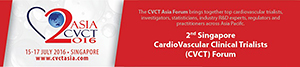 The 2nd Singapore Cardiovascular Clinical Trialists Forum